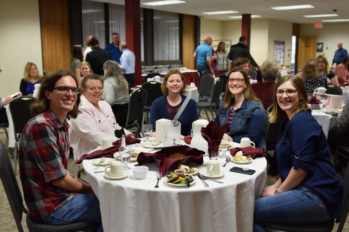SOAR Banquet Spring 2018